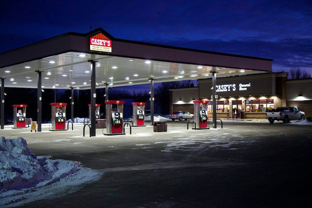 Casey's gas station