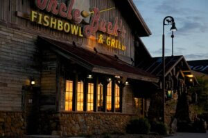 exterior photo of Uncle Buck's Fishbowl & Grill
