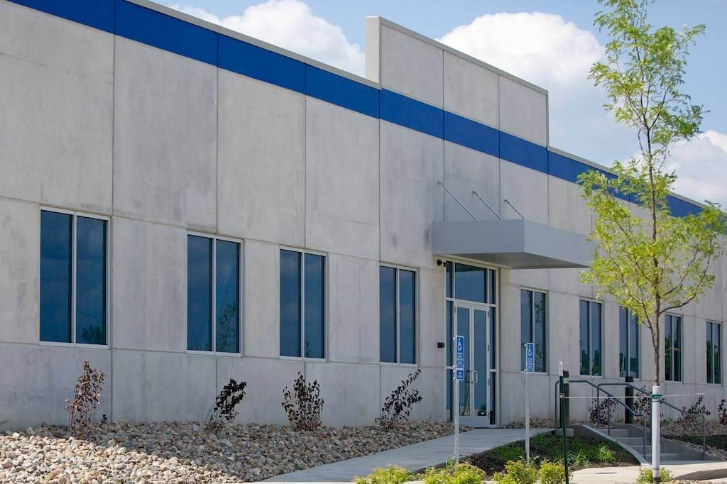 Putco building entrance